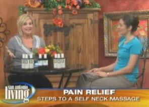 Lisa Elia's client on San Antonio Living TV on Ten Great Things You Can Do with Press Placements, Once You Get Them, blog post on Expert Media Training™ site