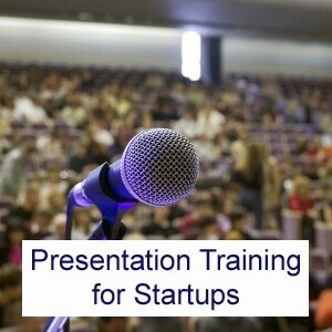 Presentation Training for Startups with Lisa Elia of Expert Media Training