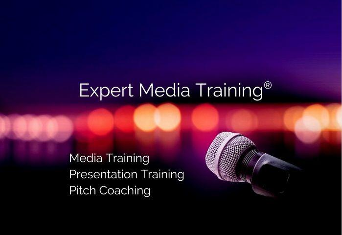 Expert Media Training® provides media training, presentation training, public speaking coaching, investor pitch coaching and communication consulting in Los Angeles and worldwide.